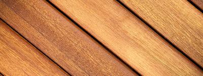 Holzterrasse - Decking
