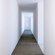 Moquette Corridorio Vorwerk Textiles Contura Design Flur