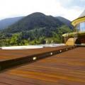 Pavimento esterno decking villa