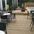 Pavimento esterno legno decking terrazza