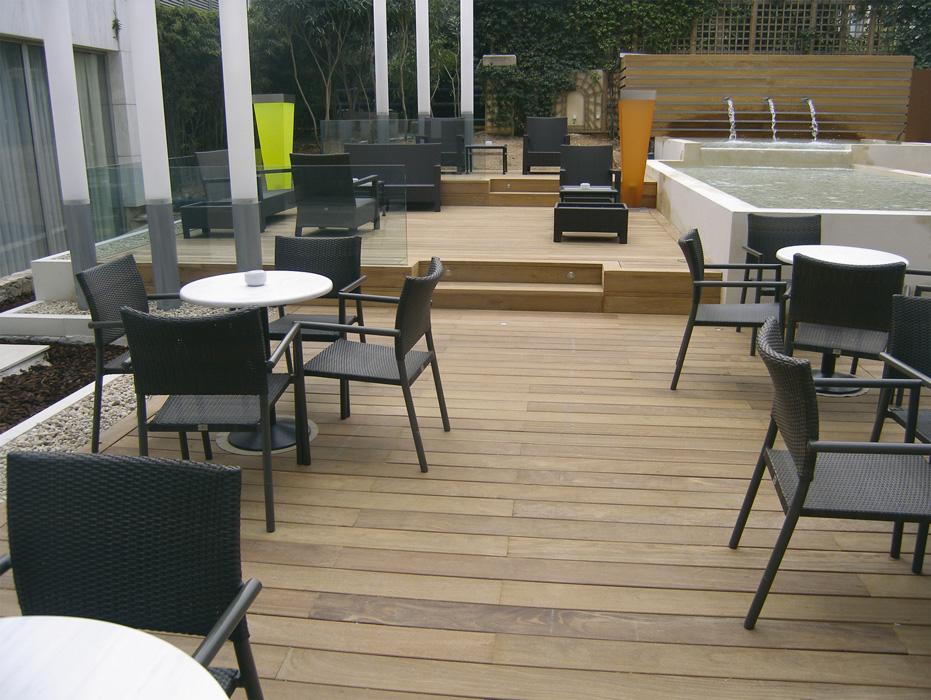 Pavimento Esterno Legno : Pavimenti esterni in legno decking in ticino