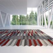 Tappeto Vorwerk Textiles Stripe Quer