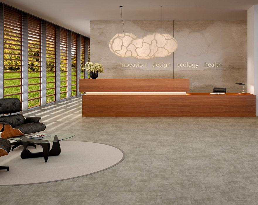 vorwerk re cover green pavimento organico pvc free. Black Bedroom Furniture Sets. Home Design Ideas