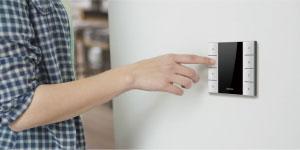 Controllo scena Smart Home