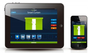 Smart Home dal Tablet o Smartphone