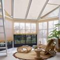 Tende plissé Luxaflex veranda