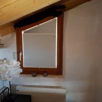 Tende plissé per finestre di forma irregolare