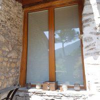 Tende plissé su misura per finestre